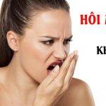 Những mẹo vặt trị bệnh hôi miệng thần tốc mà bạn nên biết