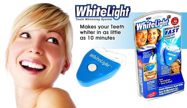 Dụng cụ làm trắng răng White Light có tốt không