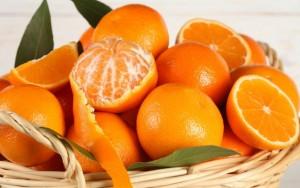 Làm trắng răng bằng vỏ cam