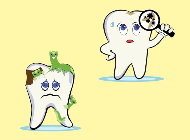 Giá trám răng sâu bao nhiêu tiền