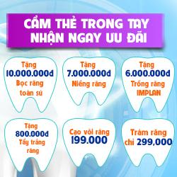 Ngày hội tư vấn răng