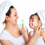 Cách chăm sóc răng miệng bé tại nhà hiệu quả
