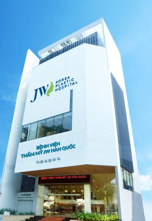 Nha khoa JW – địa chỉ thực hiện tẩy trắng răng hiệu quả