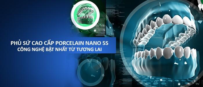 công nghệ răng sứ nano