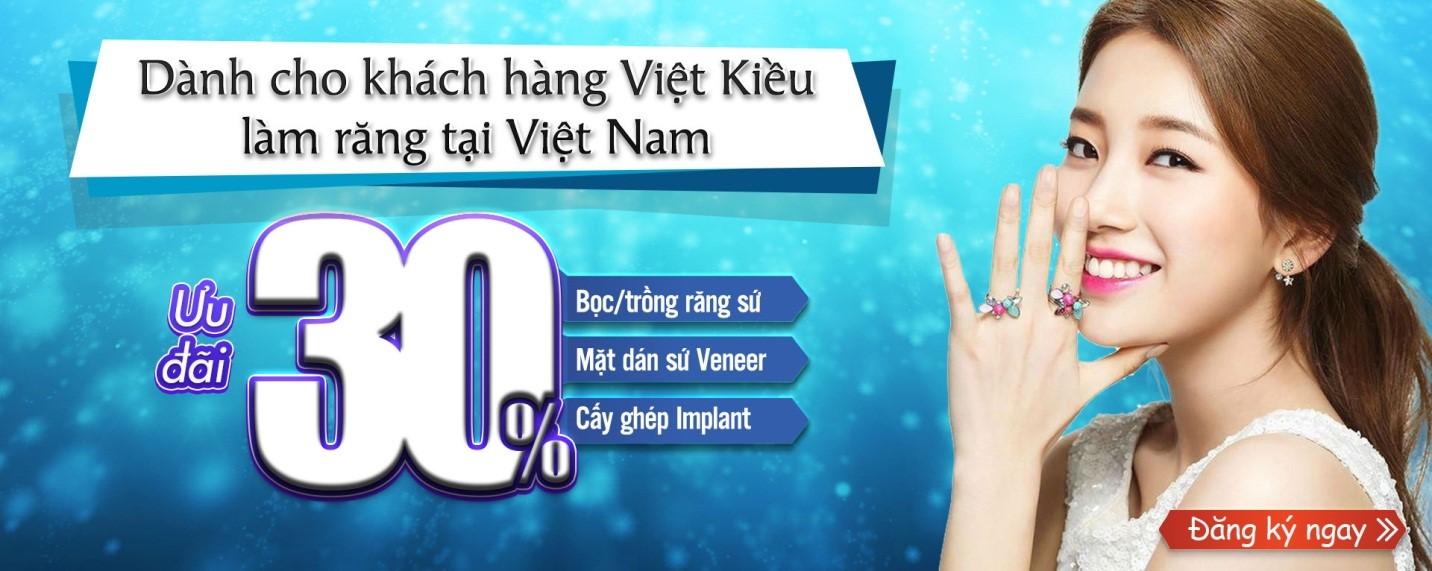 Giải mã nguyên nhân Nha Khoa JW thu hút sự quan tâm Việt Kiều