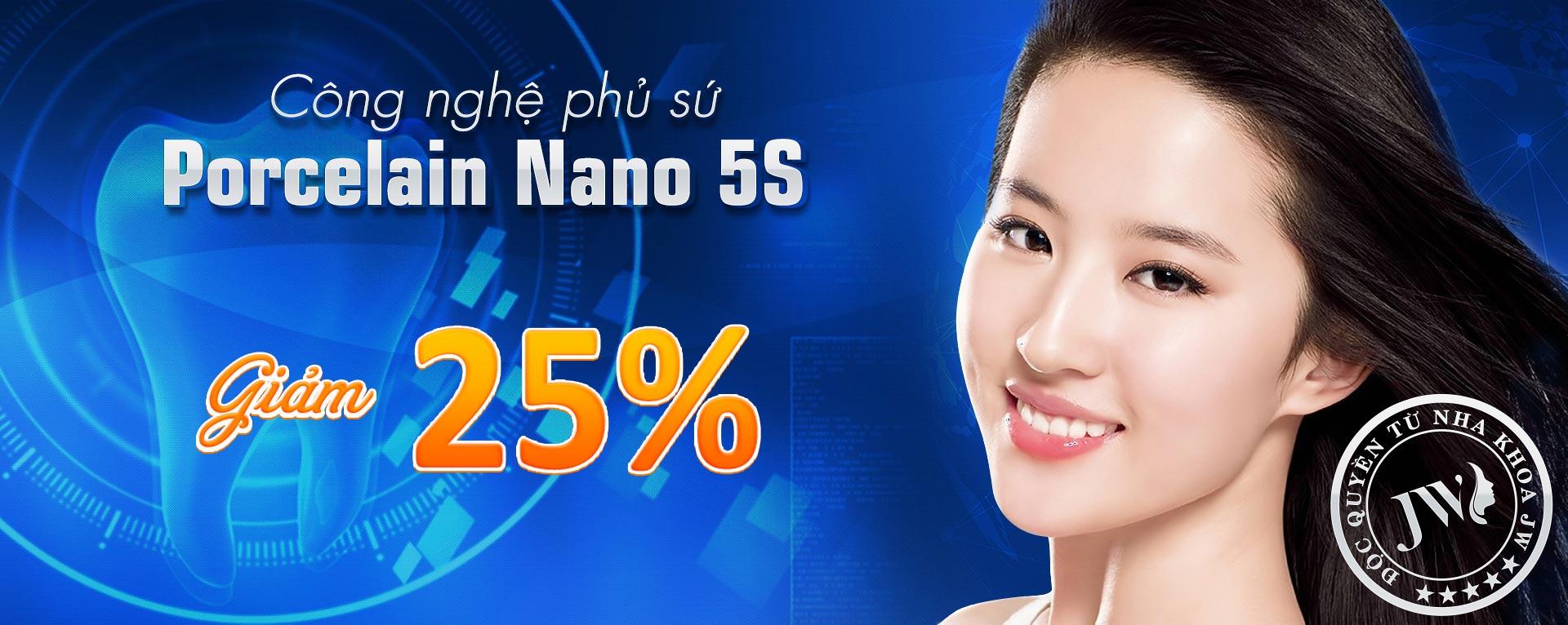 công nghệ nano 5s