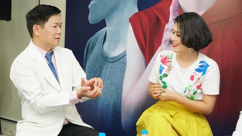 Theo TS.BS Nguyễn Phan Tú Dung, trường hợp của Khánh Du phẫu thuật hàm móm được xem là giải pháp điều trị tối ưu nhất