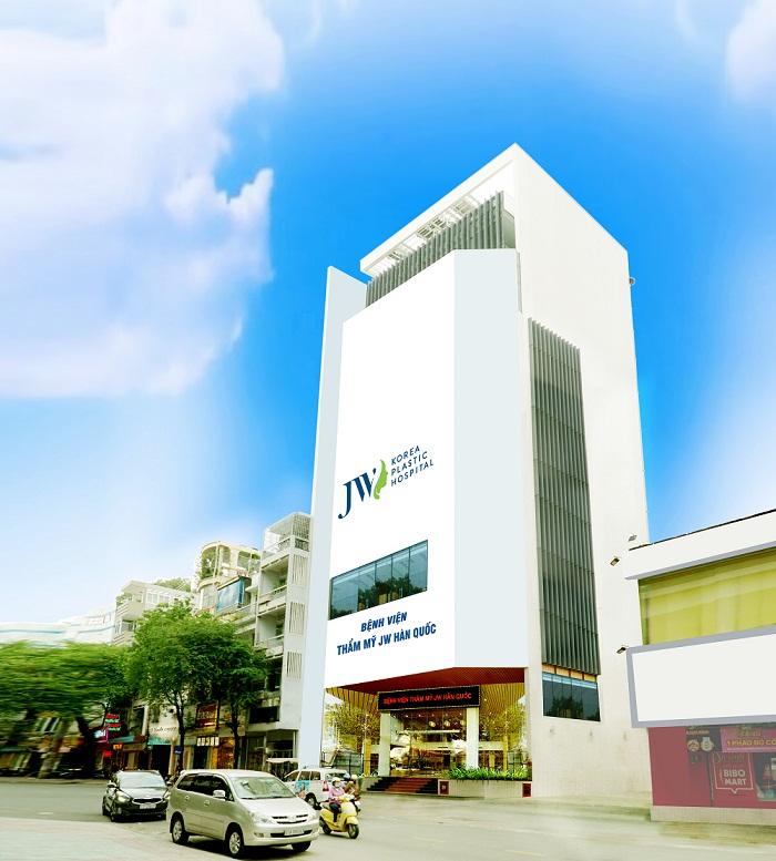 Nha khoa Bệnh viện JW- địa chỉ phục hình toàn hàm Pro Arch an toàn và chất lượng