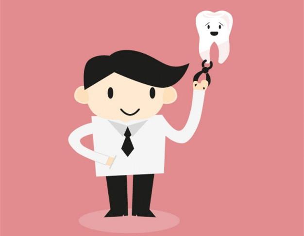 Nhổ răng khôn mọc khiến má bị sưng là cách giải quyết tốt nhất chiếc răng phiền toái này