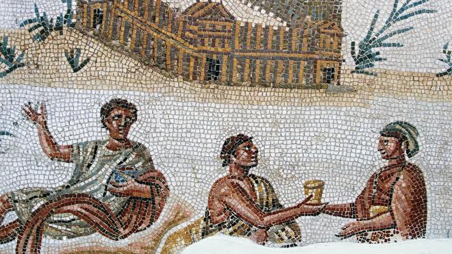 Chế độ ăn ít đường đã giúp người La Mã cổ đại sở hữu một bộ răng cực kỳ khỏe mạnh