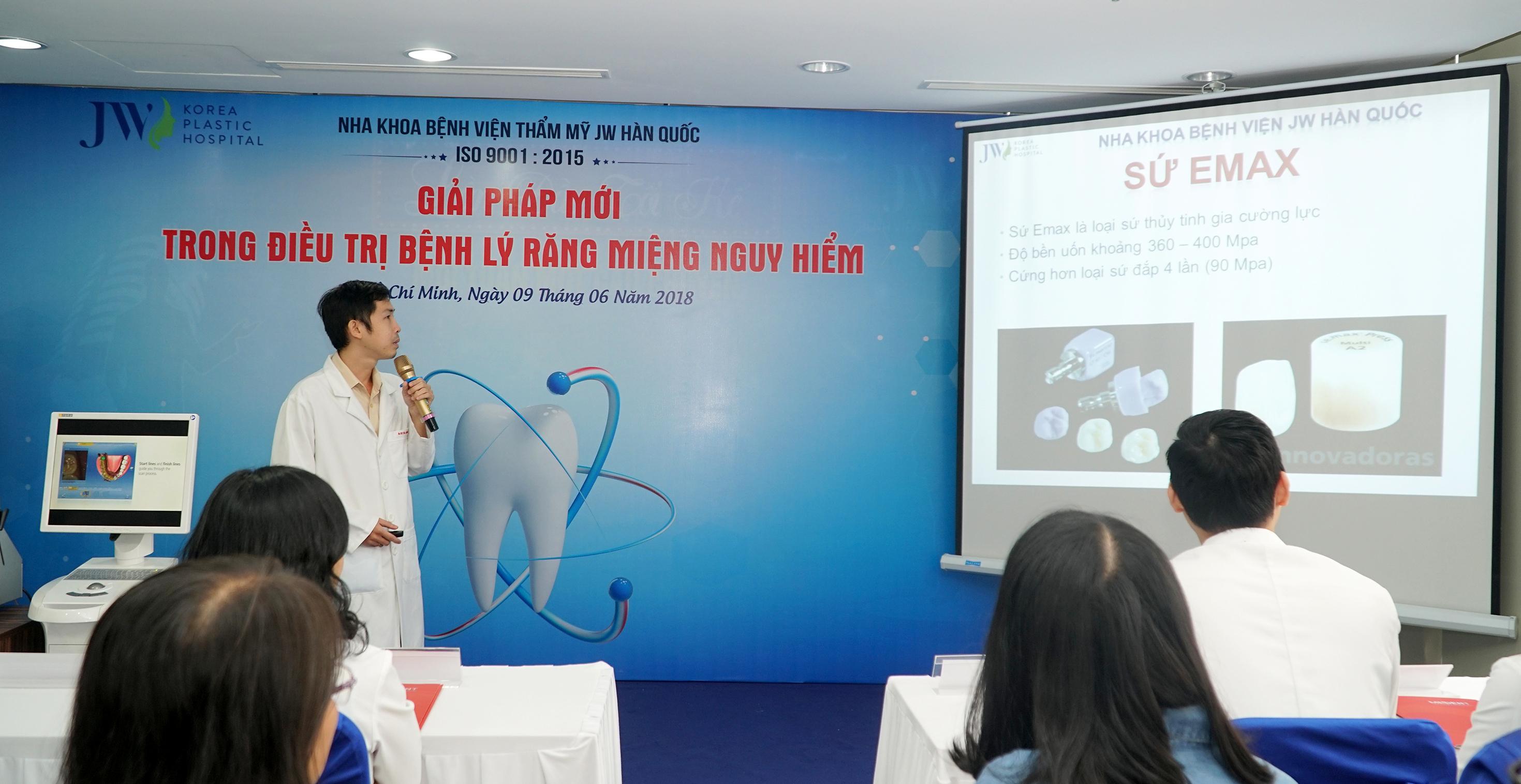 """""""Giải pháp mới trong điều trị bệnh lý răng miệng nguy hiểm"""""""