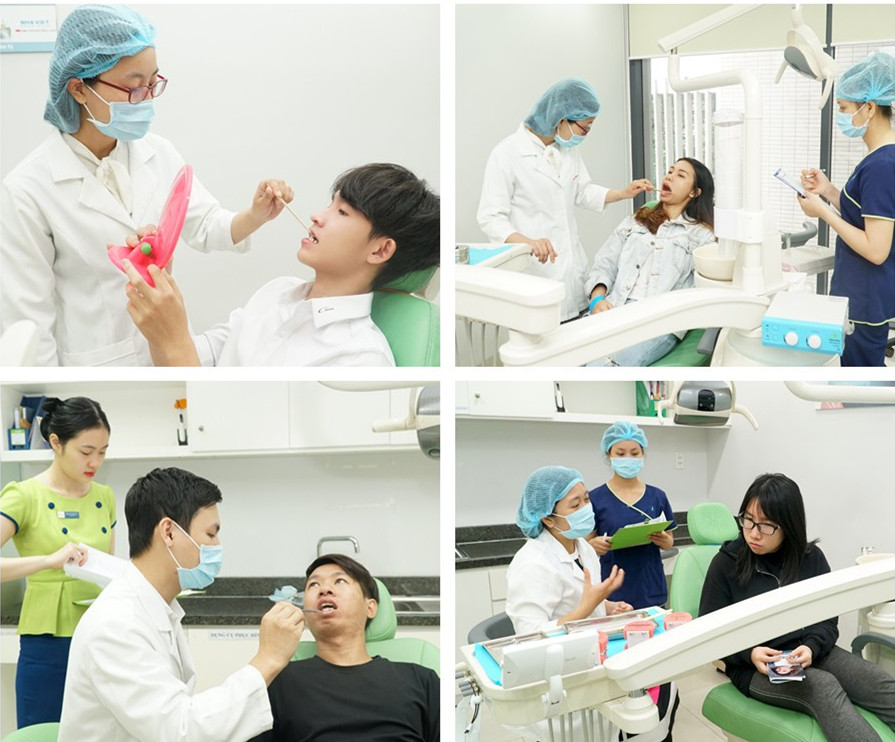 Đến nha khoa kiểm tra răng tổng quát và lấy cao răng định kỳ