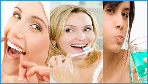 Chăm sóc sau khi bọc răng sứ