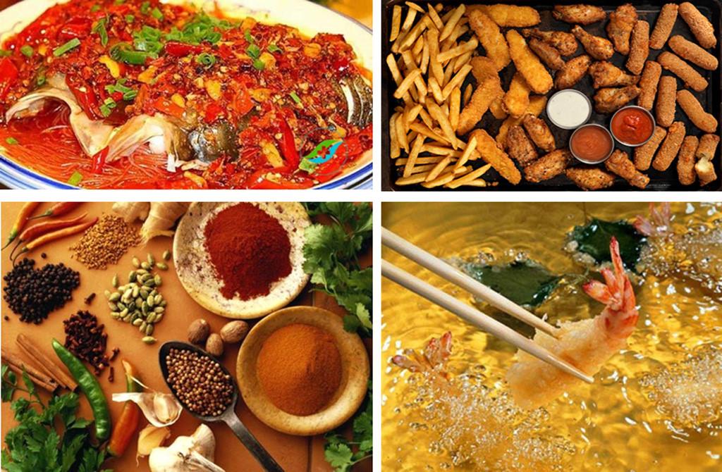 Không nên ăn nhiều thực phẩm quá nóng, quá cay, quá lạnh, sau khi lấy cao răng
