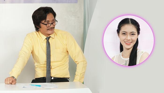 Đạo diễn Công Ninh thán phục sự thay đổi của bác sĩ JW cho cô lễ tân xinh đẹp Hồng Anh