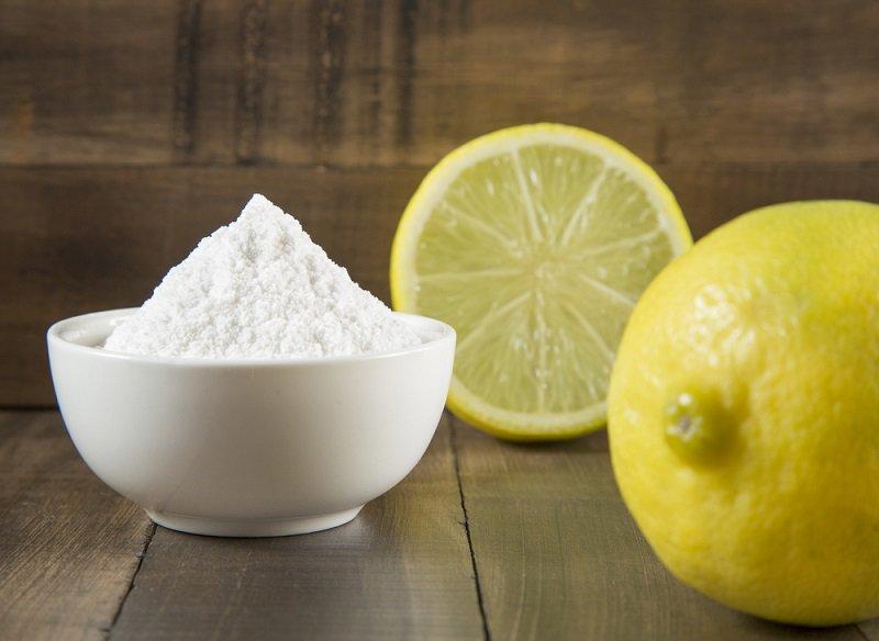Trắng răng nhanh chóng và hiệu quả với chanh và Baking soda