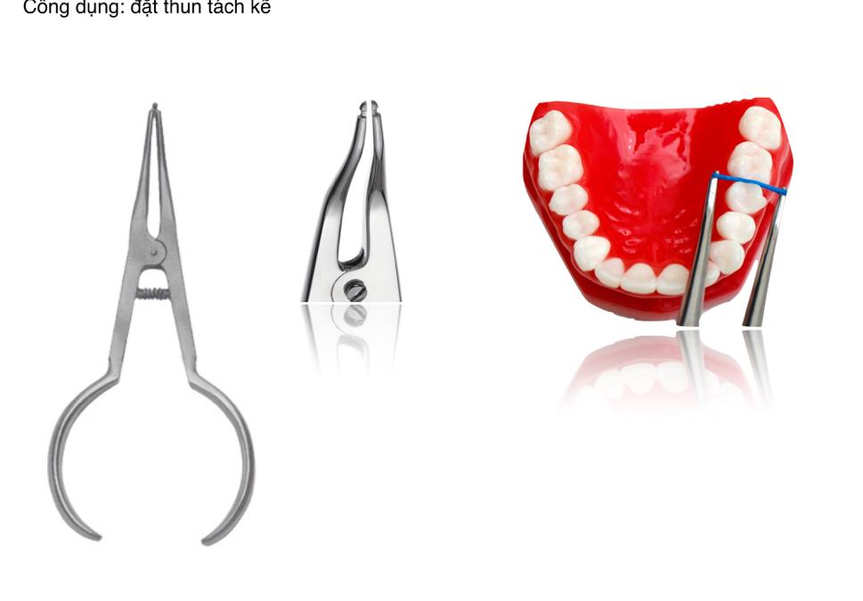 Kết quả hình ảnh cho tách kẽ răng