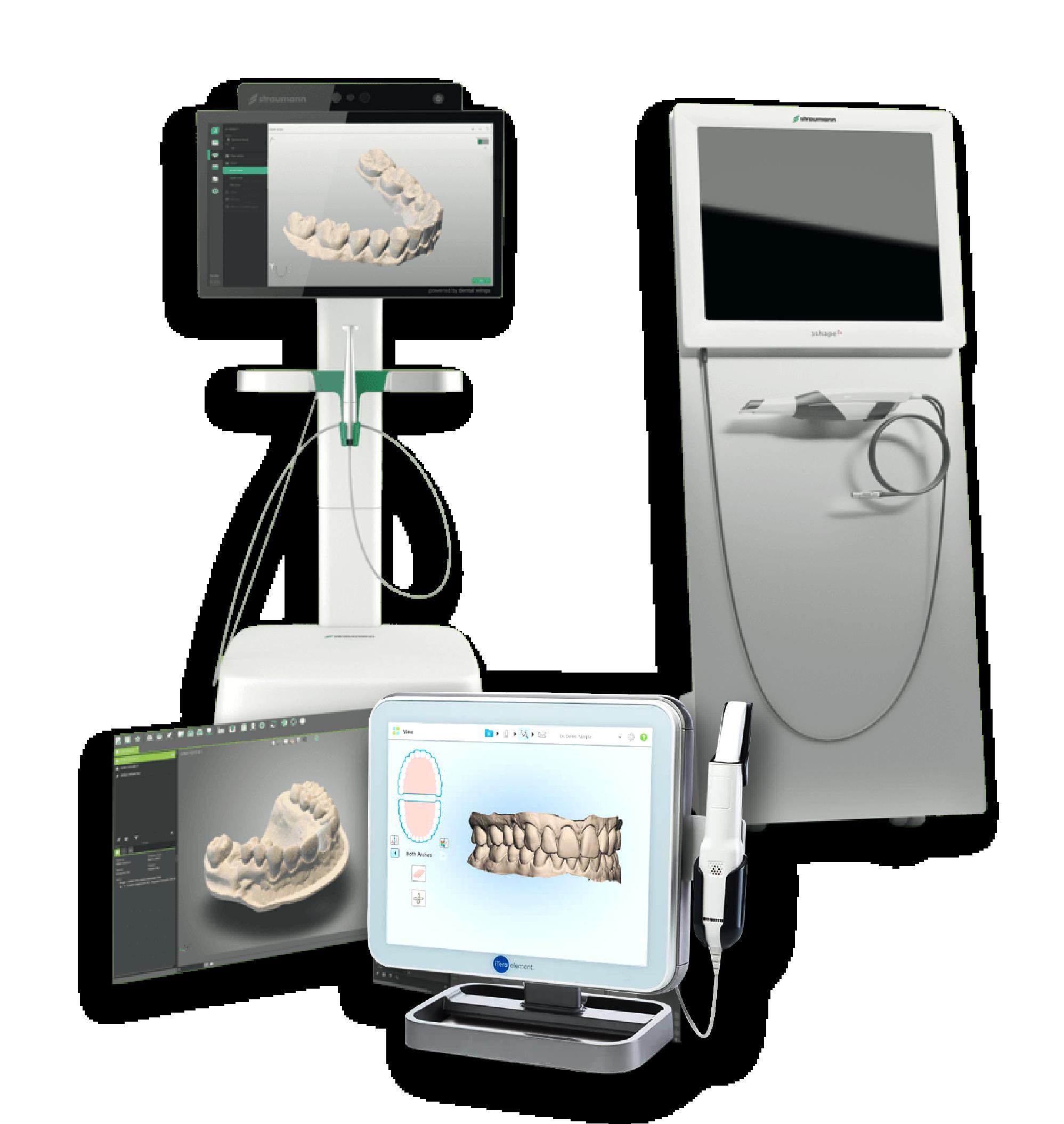 Hệ thống máy quét TRIOS hiện đại tại Bệnh viện JW