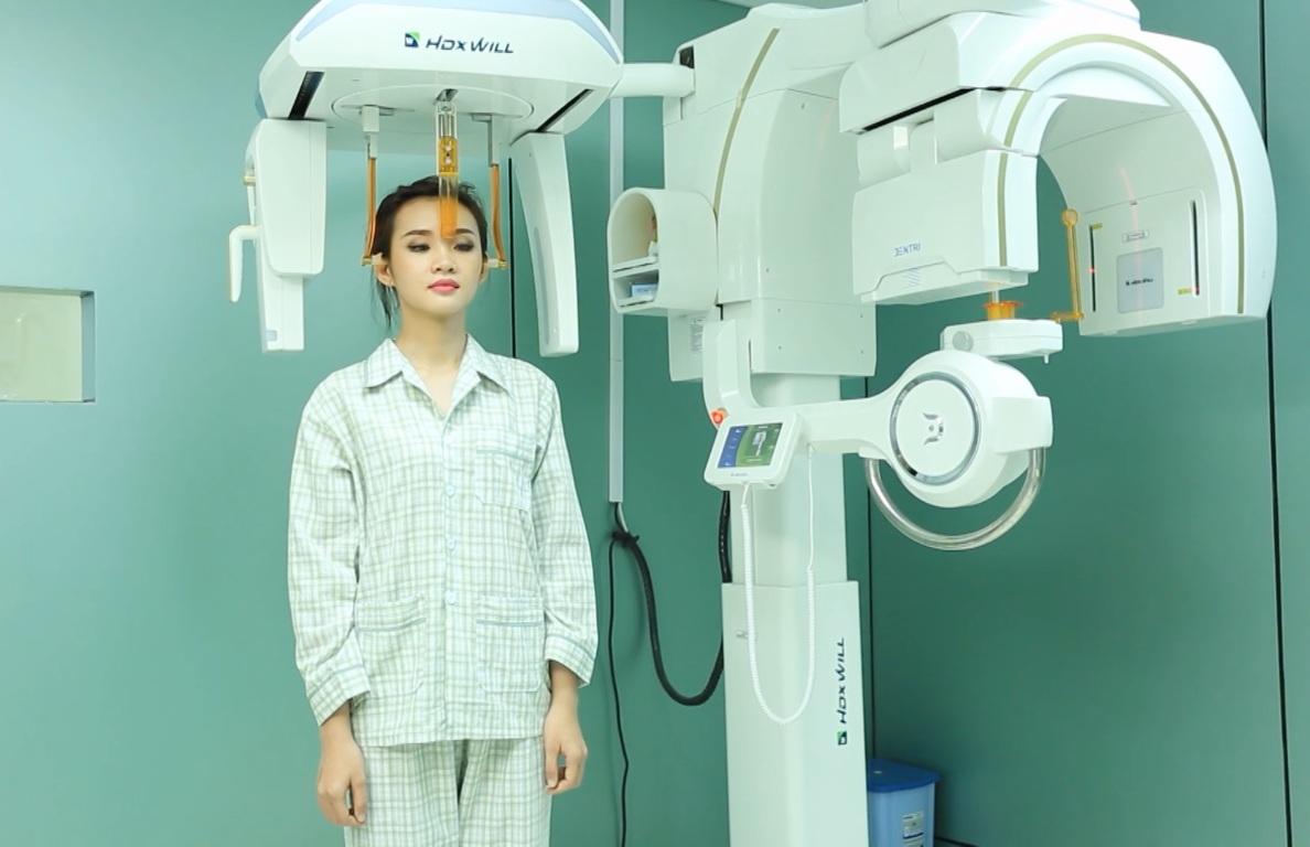 Chụp X - Quang bằng máy CT 3D hiện đại tại Bệnh viện JW