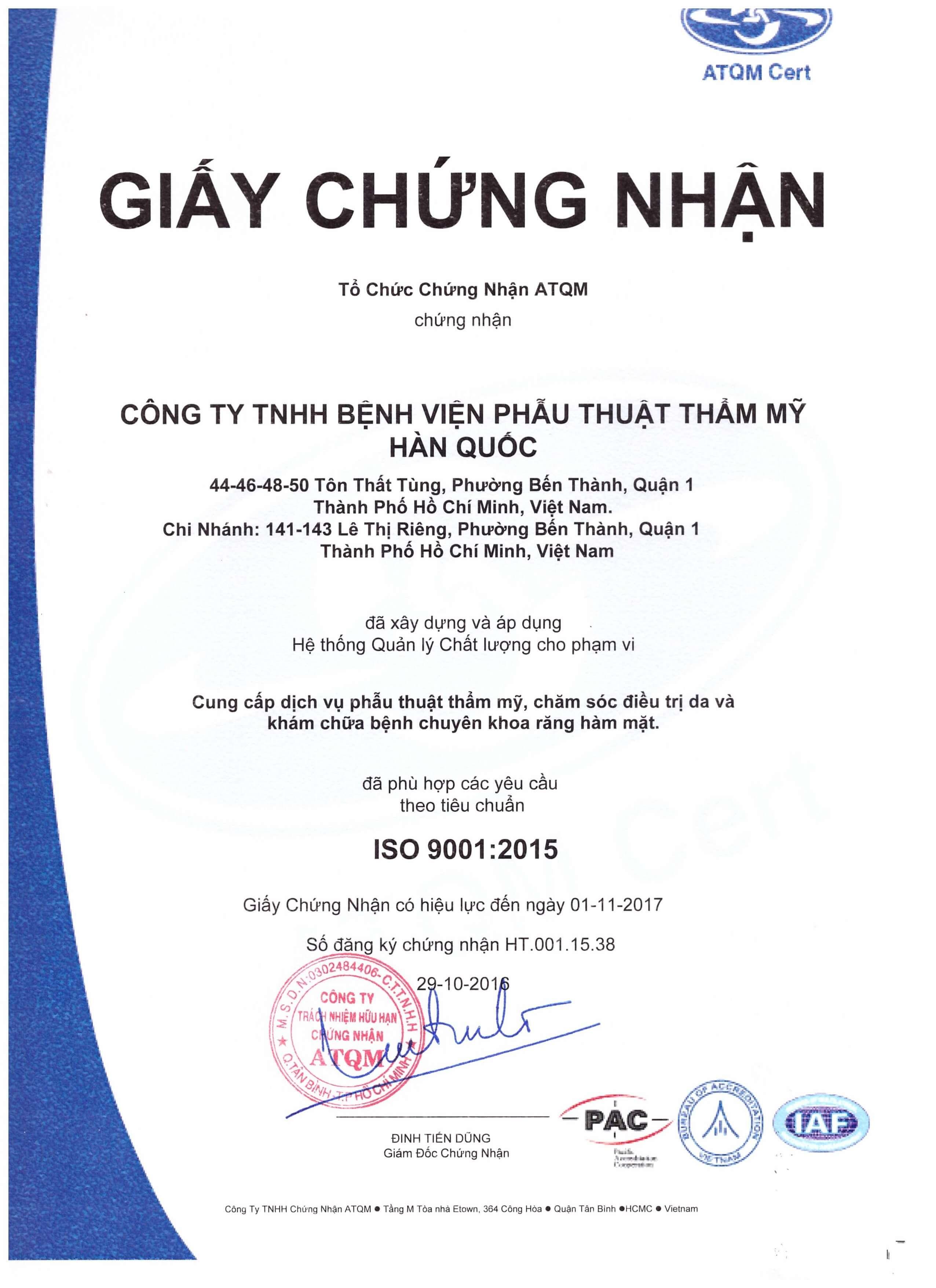 Địa chỉ niềng răng uy tín tại TPHCM