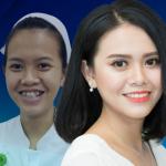 Thăng hạng nhan sắc nhờ niềng răng sau 2 năm của nữ y tá trẻ